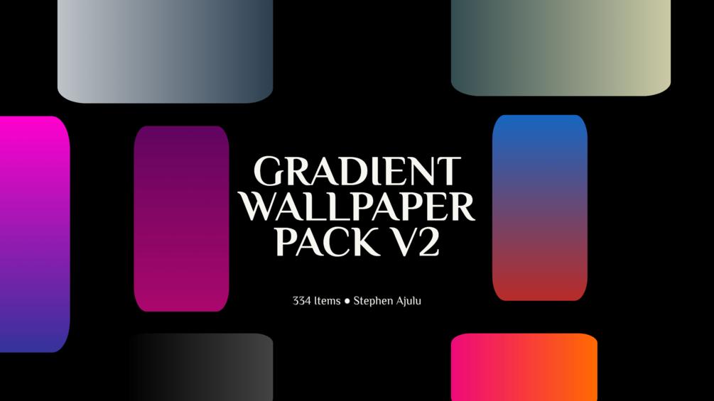 Gradient Wallpaper Pack 2.0 feature-image