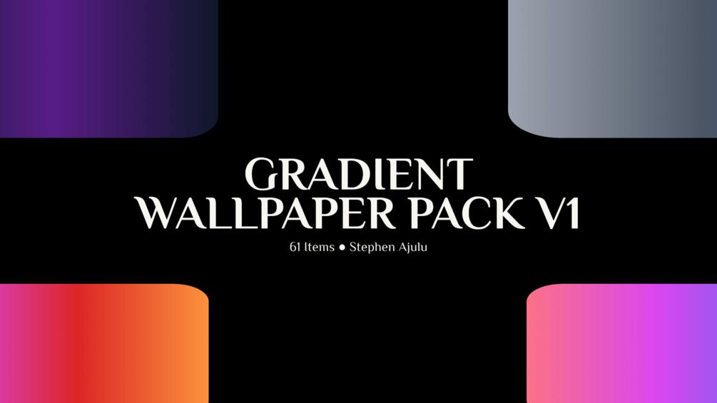 Gradient Wallpaper Pack 1.0 feature-image